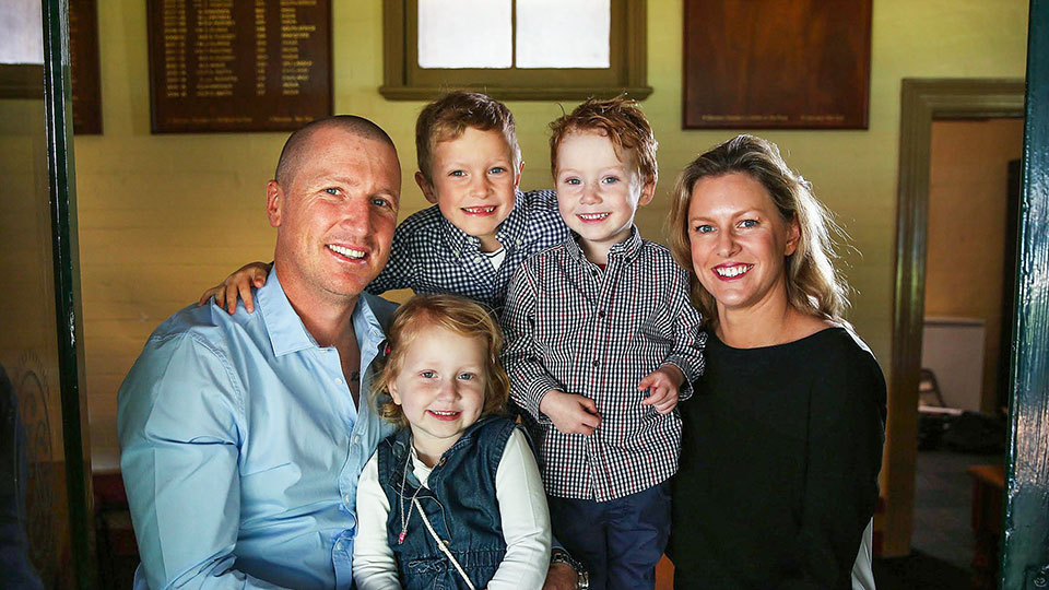 Podcast with Cricketer Brad Haddin