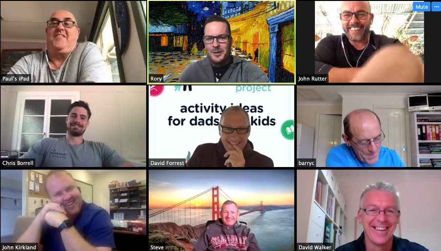 Dads Group Forum 5 May – Questions from Dads, for Dads