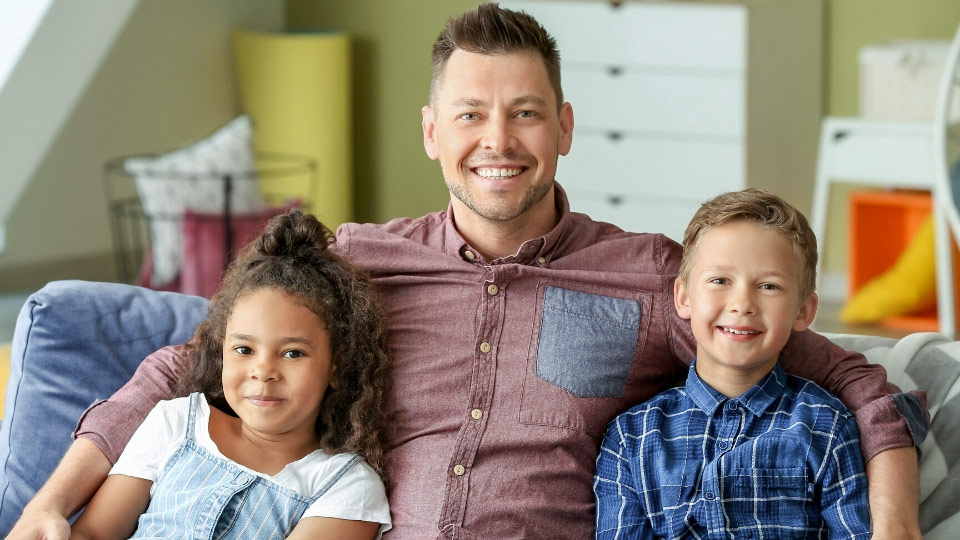 Advice for stepdads on communicating well with their stepchildren