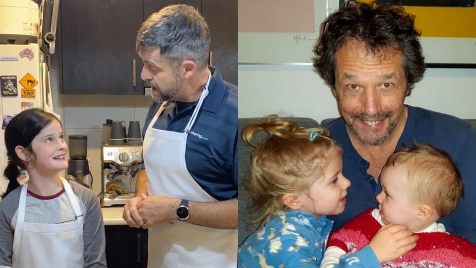 Debunking the myths around being a stay-at-home dad