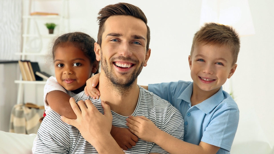 How do you agree on family rules when you're a stepparent?