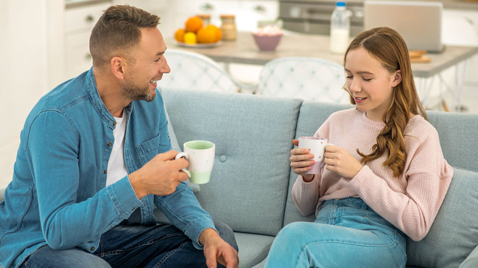 Tips for building self-esteem and confidence in your daughter