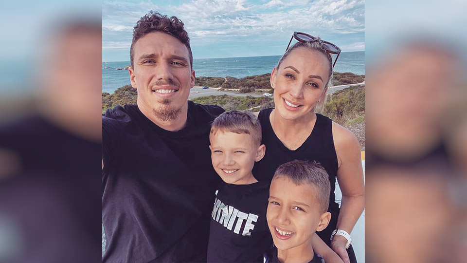Luke Toki opens up on life lessons, resilience and fathering
