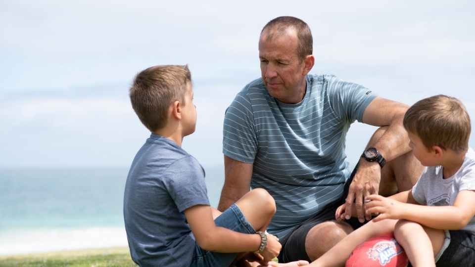 Tips on how to respond and support your child if they are being bullied