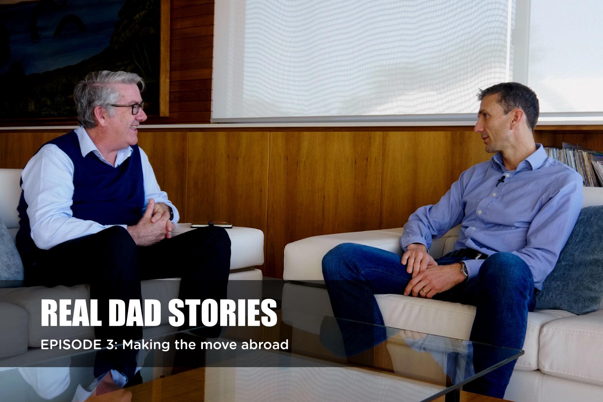 Real Dad Stories Episode 3 – Meet Mark Goodacre